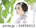 人物 女性 ポートレートの写真 34656413