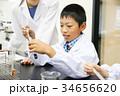 化学教室 小学生 34656620