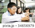 化学教室 小学生 34656979