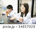 化学教室 小学生 34657029