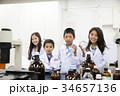 化学教室 小学生 34657136