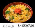 親子丼 丼 ご飯の写真 34659789