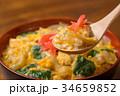 親子丼 丼 ご飯の写真 34659852