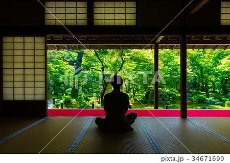 京都 和風イメージ 34671690