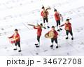 音楽隊の行進 34672708