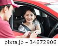 ガソリンスタンド 支払い カード  34672906