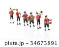 演奏 音楽 行進の写真 34673891
