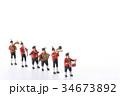 音楽隊、演奏、行進 34673892