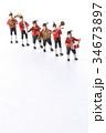 音楽隊、演奏、行進 34673897