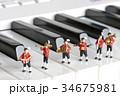 音楽隊、奏でる 34675981