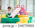 子供 男の子 休日の写真 34679960