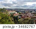 プラハ城 世界遺産 チェコの写真 34682767