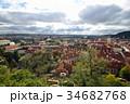 プラハ城 世界遺産 チェコの写真 34682768