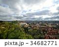 プラハ城 世界遺産 チェコの写真 34682771