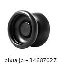 Black toy 34687027