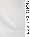 シフォン生地のドレープ 34689741