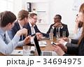 ビジネス 会社 企業の写真 34694975