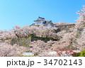 津山城 城 備中櫓の写真 34702143