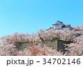 津山城 城 備中櫓の写真 34702146