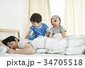 親子 ベッド 34705518