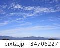 秋空 うろこ雲 空の写真 34706227