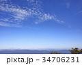 秋空 うろこ雲 空の写真 34706231