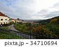 世界遺産 チェコ 風景の写真 34710694