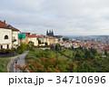 世界遺産 チェコ 風景の写真 34710696