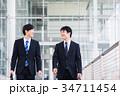 ビジネス 新人 ビジネスマンの写真 34711454