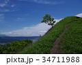 山の風景 34711988