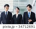 ビジネス 新人 会社員の写真 34712691