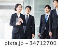 ビジネス 新人 会社員の写真 34712700