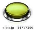 Olive green round button 34717359