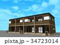 青空とマンション 34723014