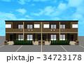 青空とマンション 34723178