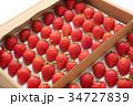苺 果物 フルーツの写真 34727839