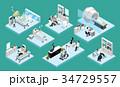 医者 医療 器具のイラスト 34729557