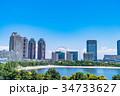 《東京都》お台場・都市風景 34733627