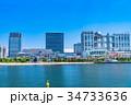 《東京都》お台場・都市風景 34733636