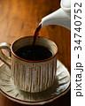 コーヒー 34740752