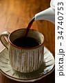 コーヒー 34740753