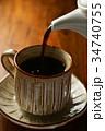 コーヒー 34740755