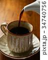 コーヒー 34740756
