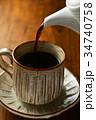 コーヒー 34740758