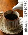 コーヒー 34740760