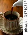 コーヒー 34740847