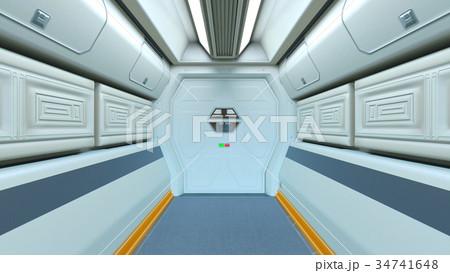 宇宙ステーション 34741648