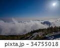 富士山 五合目 雲海の写真 34755018