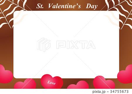 バレンタイン 34755673
