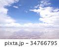 ウユニ塩湖 ボリビア 34766795